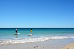 Sport nautique : paddle