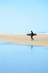 Surfer Oléron