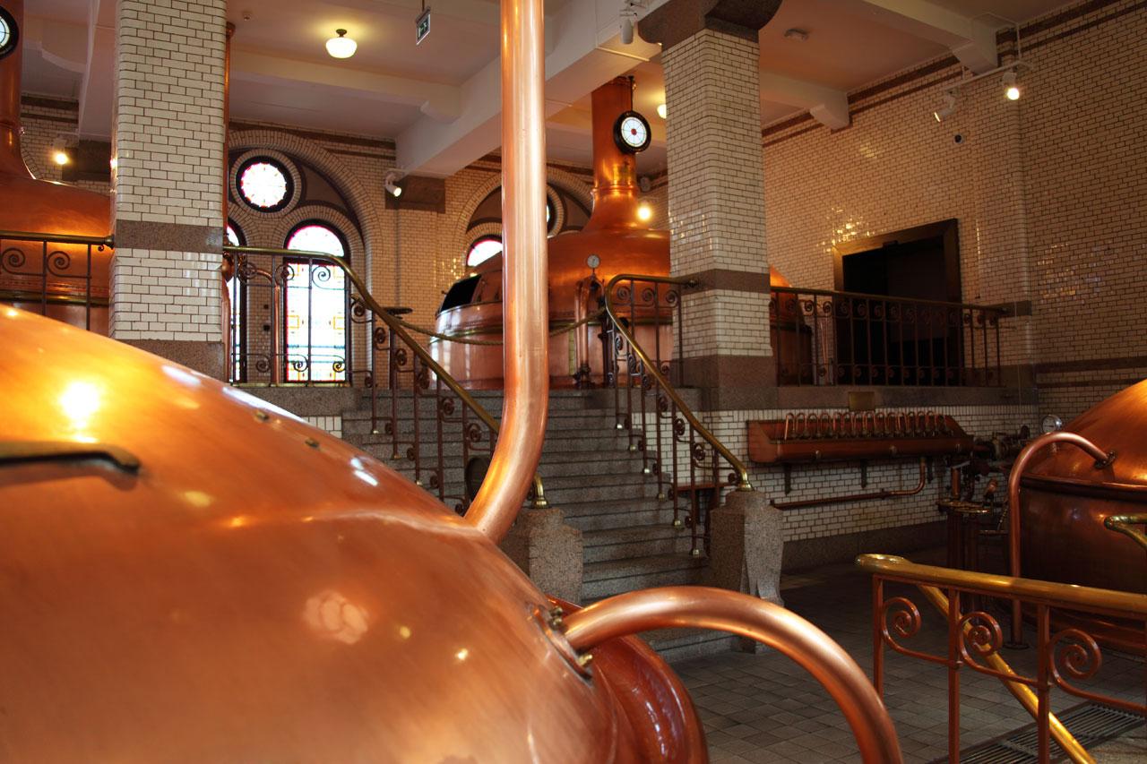 Visitas guiadas a fábricas de cerveza