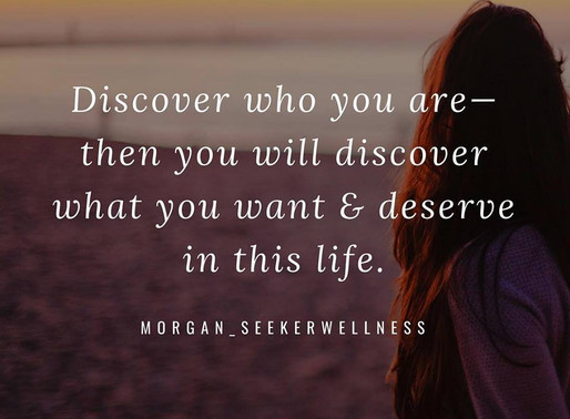 Self Discovery & Purpose