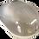 Thumbnail: Plafoniera ovale grigia