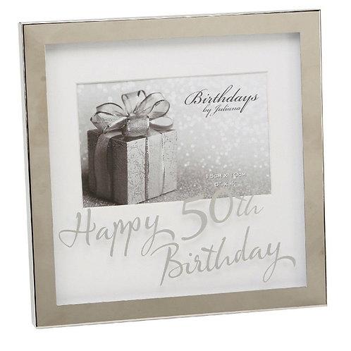 50th Birthday (6x4)