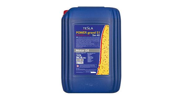 TESLA Power grand S1 5w-40
