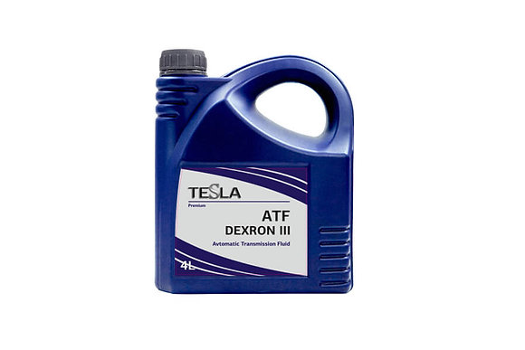 TESLA ATF DEXRON III