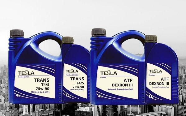 Производство моторных масел и технических жидкостей TESLA,трансмиссионное масло, отечественные масла, TESLA масла, ТЕСЛА масла