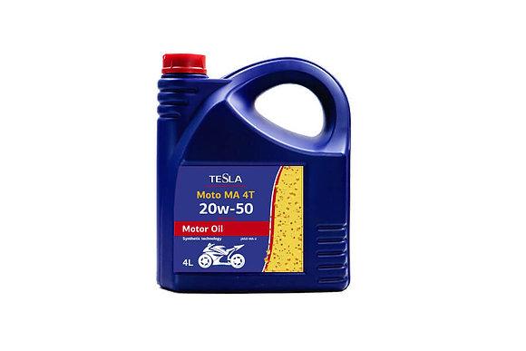 TESLA Moto MA 4T 20w-50