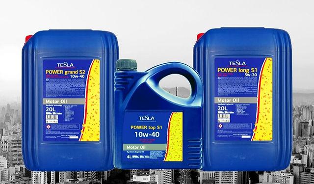 Производство моторных масел и технических жидкостей TESLA,Грузовые масла, ТЕСЛА масла, TESLA масла, автомасла для грузовых тесла