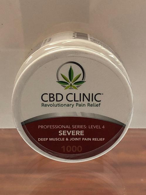 CBD CLINIC Severe Level 4
