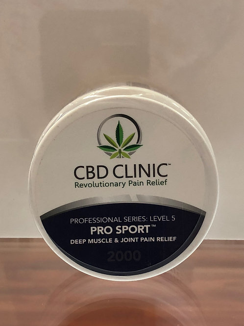 CBD Clinic Pro Sport Level 5