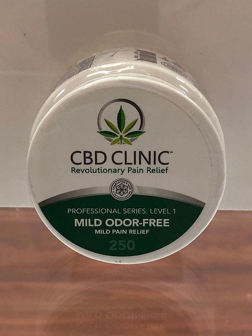 CBD CLINIC Mild Odor-Free Level 1