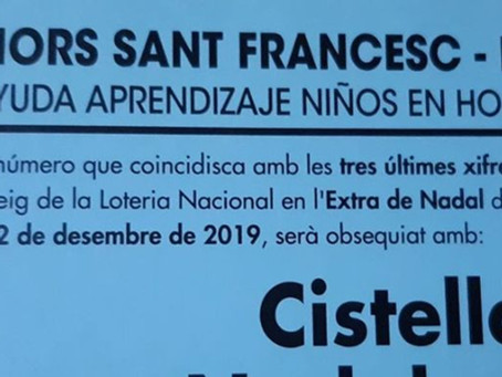 Juniors Sant Francesc de Lliria se LUMA.