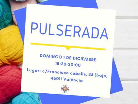 """Este domingo, súmate a la primera """"Pulserada""""."""