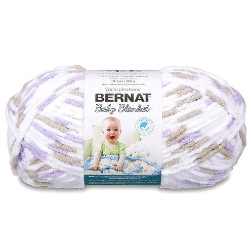 Bernat Baby Blanket - Little Lilac Dove #04113