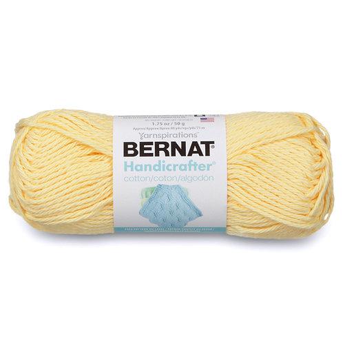 Bernat Handicrafter - Pale yellow #01030