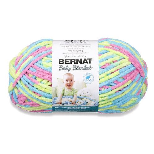 Bernat Baby Blanket - Jelly Beans #04324