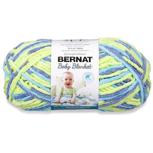 Bernat Baby Blanket - Handsome Guy #04322