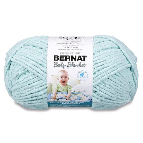 Bernat Baby Blanket - Seafoam #04736