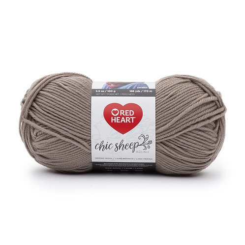 Red Heart Chic Sheep - Suede #5360