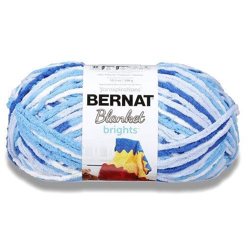 Bernat Blanket Brights - Waterslide Varg #12010