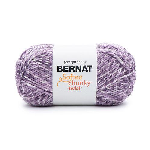 Bernat Softee Chunky Twist - Ultraviolet #10011