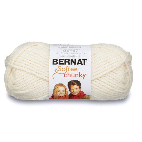 Bernat Softee Chunky - Natural #28008