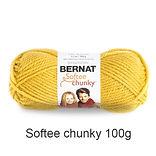 Bernat softee chunky 100g