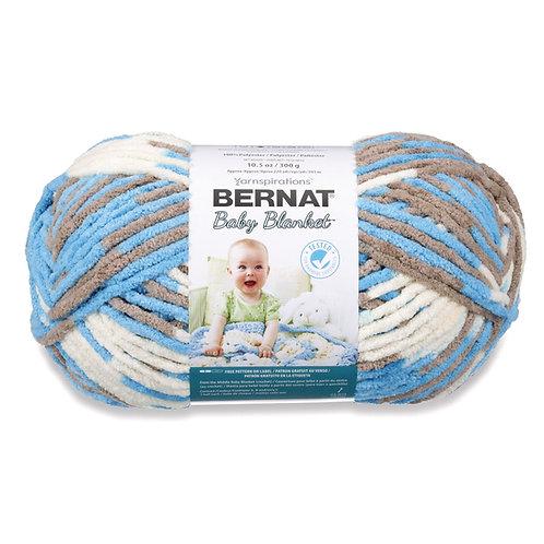 Bernat Baby Blanket - Little Royales #04133