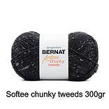 Bernat softee chunky tweed
