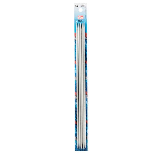 Aiguille à tricoter à 2 pointes 30cm - 4mm