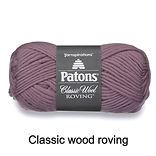 Patons classic wood roving