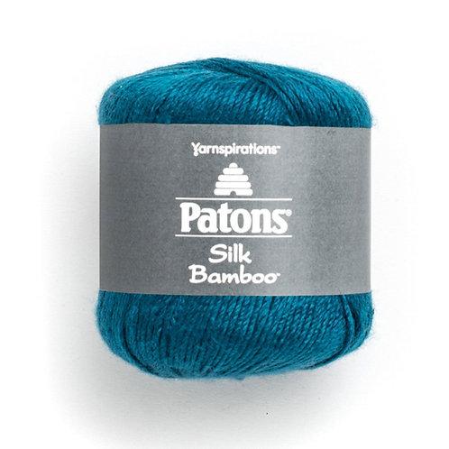 Patons Slik Bamboo - Sapphire #85107