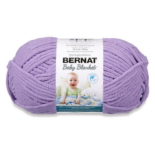 Bernat Baby Blanket - Baby Lilac #04310