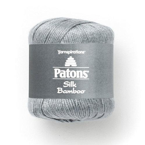 Patons Slik Bamboo - Stone #85046