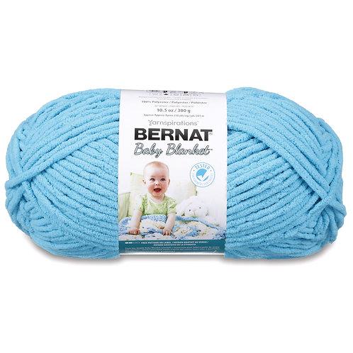 Bernat Baby Blanket - Baby Teal #04734