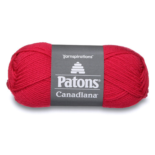 Patons Canadiana - Raspberry #10413