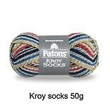 Patons kroy socks
