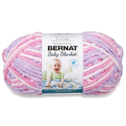 Bernat Baby Blanket - Pretty Pink #04321