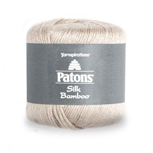 Patons Slik Bamboo - Almond #85010