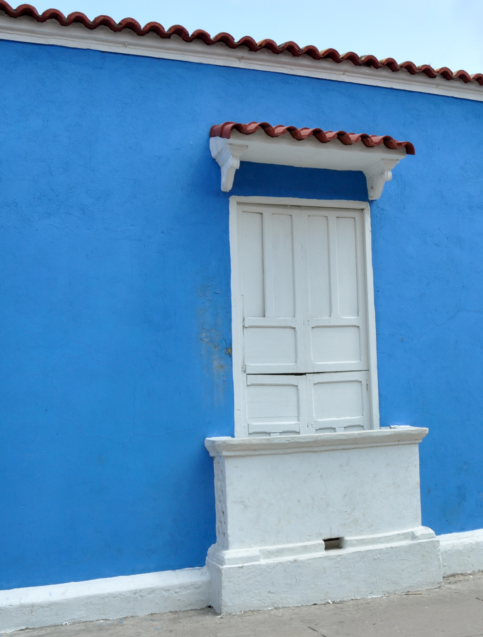 Getsemani White Door