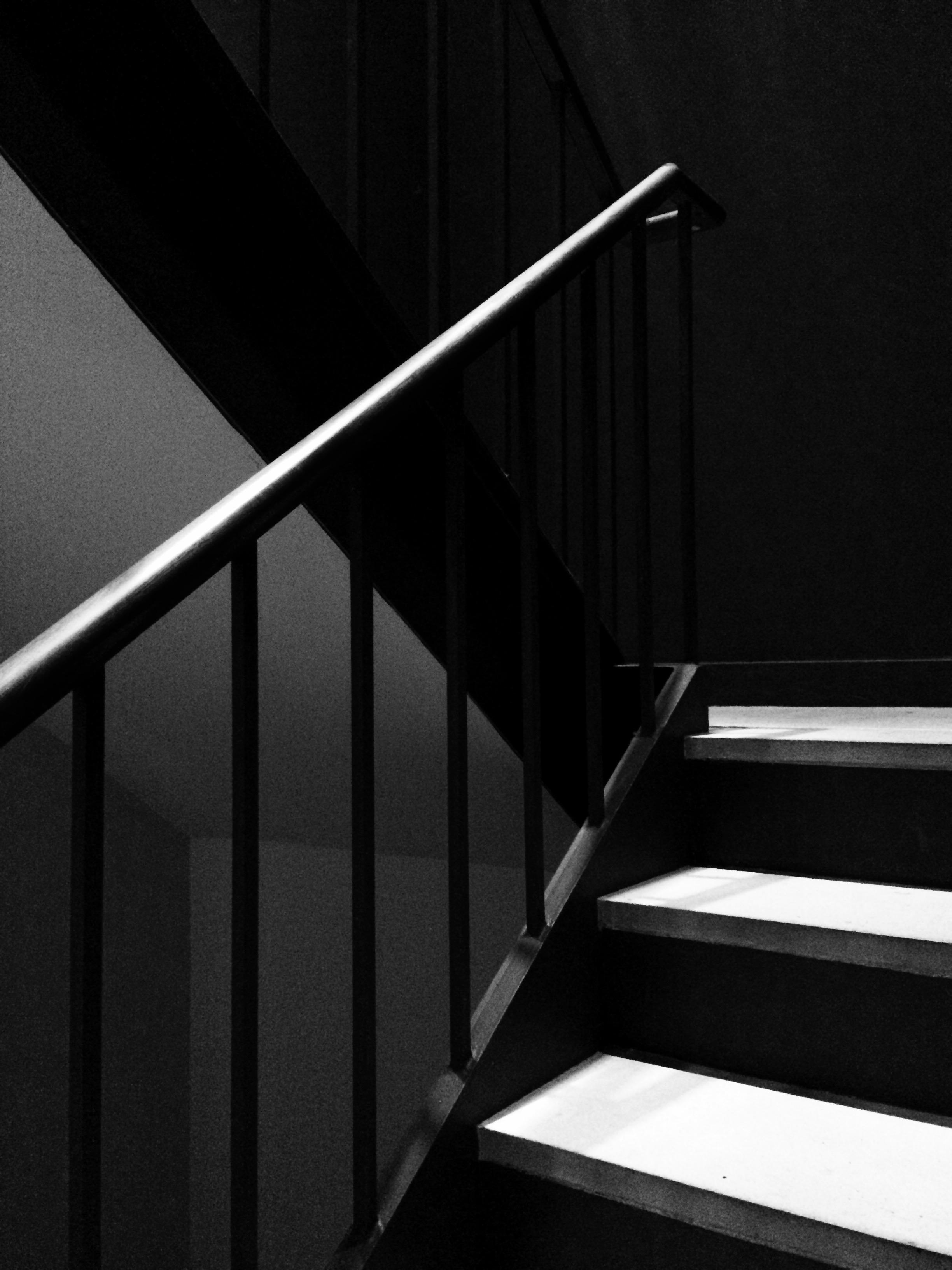 Met Stairs
