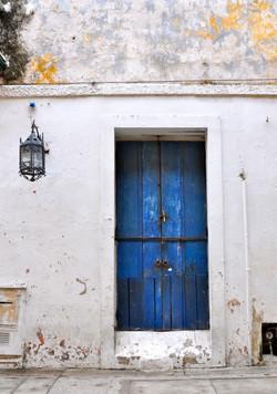 Cartagena Blue Door