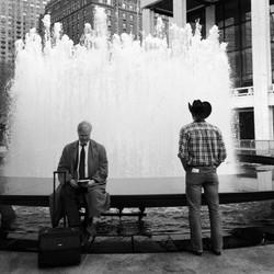 Lincoln Center Cowboys