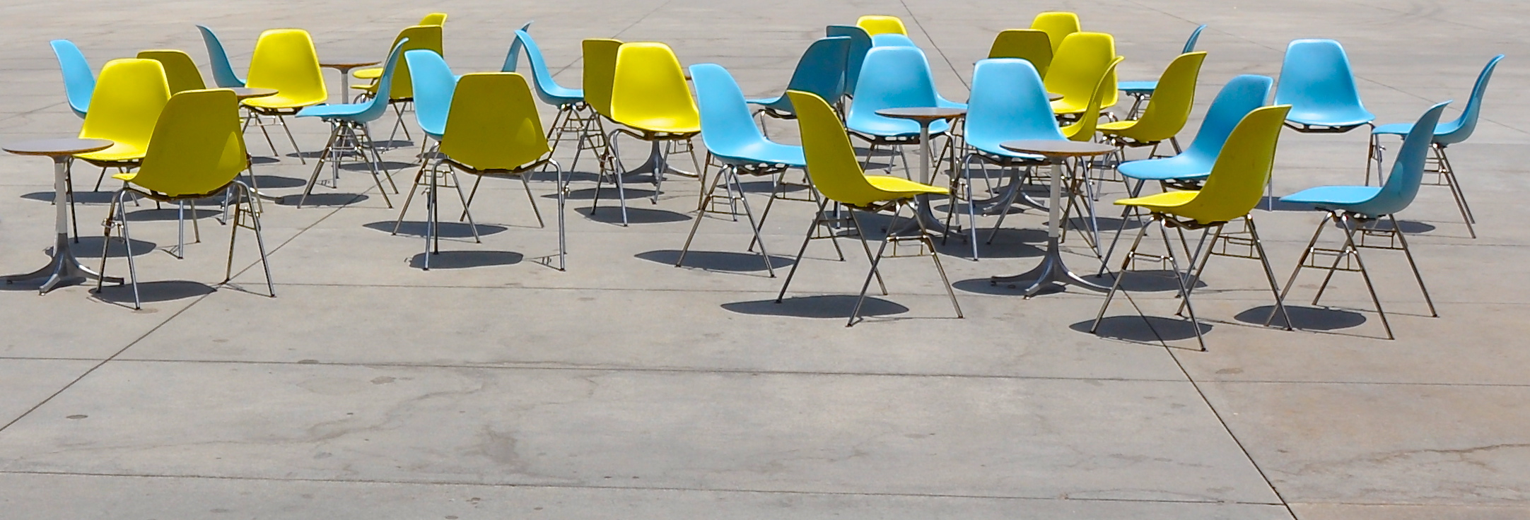 LACMA Chairs