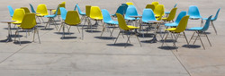 LACMA Chairs