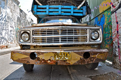Getesemeni Truck, II