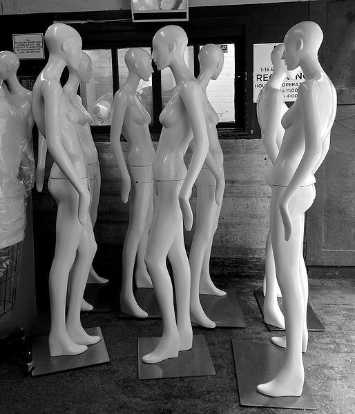 SFA Mannequins, I