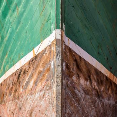 "Untitled (""Portimao Green Wood"")"