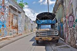 Getsemeni Truck