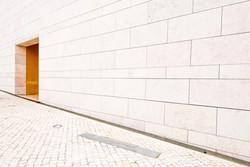 Fundacao Champalimaud  - Yellow Door