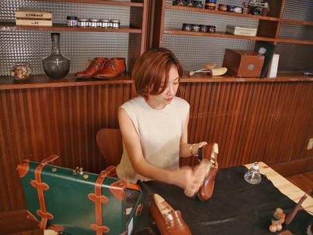 【 いよいよ来週に迫りました、西武渋谷店にて、靴磨きイベントのお知らせ!】